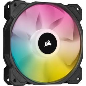 VENTILADOR CAJA ADICIONAL 12X12 CORSAIR SP120 RGB ELITE NEGRO