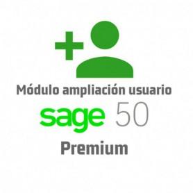 SOFTWARE SAGE 50 MODULO AMPLIACION USUARIOS PREMIUM