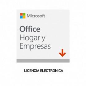 MICROSOFT OEM OFFICE 2019 HOGAR Y EMPRESAS 1 PCMAC ESD STOCK