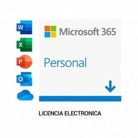 MICROSOFT OEM MICROSOFT 365 PERSONAL PKC 1 ANO 1 PCMAC  1 TABLET ESD STOCK