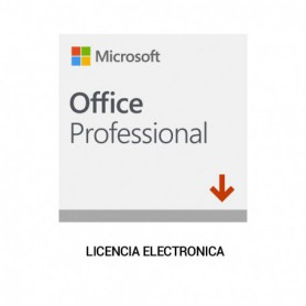 MICROSOFT OEM OFFICE 2019 PROFESIONAL ESD 1 PC 269-17068 ESD STOCK