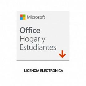 MICROSOFT OEM OFFICE 2019 HOGAR Y ESTUDIANTES 1 PCMAC ESD STOCK