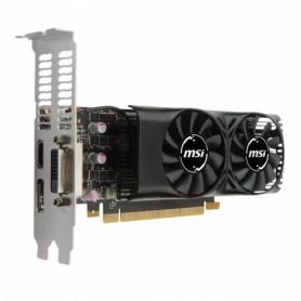 VGA  PCI-EX NVIDIA MSI GTX1050 TI 4GB GAMING DDR5 LP DVIHDMIDP