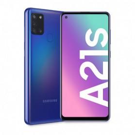 TELEFONO SAMSUNG GALAXY A21S P6.5 4GB 128GB AZUL