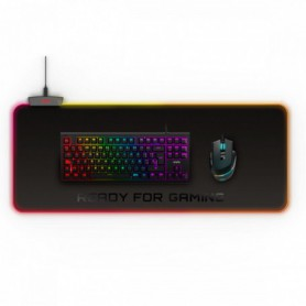 ALFOMBRILLA ENERGY GAMING MOUSE PAD ESG P5 RGB(LIGHTS-EXRA USBEXTENDED)779277