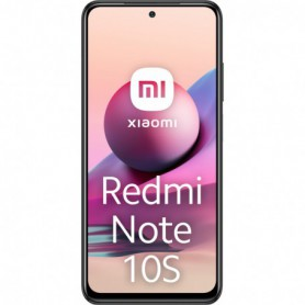 TELEFONO XIAOMI REDMI NOTE 10S P6.43 6GB 128GB GRIS ONYX