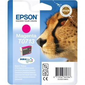 TINTA EPSON T0713 D78D92SX215SX415SX515SX600BX310 ORI MAGENTA C13T071340