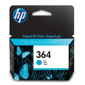 TINTA HP 364 PSB8550D5460PSC5380 ORI CIAN CB318EE