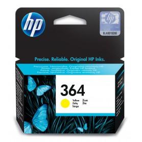 TINTA HP 364 PSB8550D5460PSC5380 ORI AMARILLO CB320EE