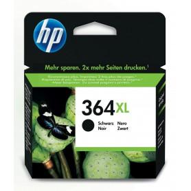 TINTA HP 364XL DJ 35XXPHOTOS 55XX55XX65XX75107520 ORI NEGRO CN684EE