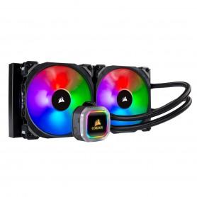 REFRIGERADOR LIQUIDO CPU CORSAIR H115I PLATINUM RGB (2X140MM)