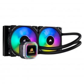 REFRIGERADOR LIQUIDO CPU CORSAIR H100I PLATINUM RGB (2X120MM)