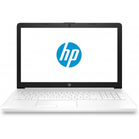 PORTATIL HP 15-DA0144NS I3-7020U  12GB 1TB 15.6 HD HDMI BT W10 BLANCO NIEVE