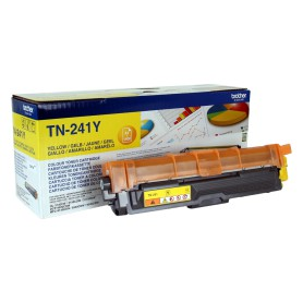 TONER BROTHER TN241Y 9020CDW3140CW3150CDW3170CDMFC914082608360 ORI AMARILLO