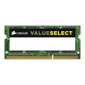 MEMORIA RAM SODIMM DDR3 4GB PC3-12800 1600MHZ CORSAIR CL11 1.35V