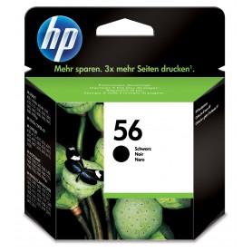 TINTA HP  56 DJ 55507150735045051505652P7XXX ORI NEGRO C6656AE [I308B]