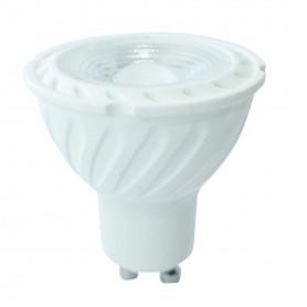 BOMBILLA LED GU10 V-TAC 6.5W 60W LUZ  FRIA 480LM 110GRD L194