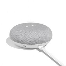 ALTAVOCES   INTELIGENTE GOOGLE HOME MINI ASISTENTE GRIS TIZA