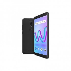 SMARTPHONE WIKO JERRY 3 5.45 QC 1.3 1GB 16GB 5MP AND8 NEGRO