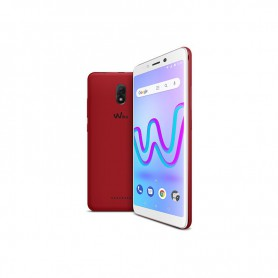 SMARTPHONE WIKO JERRY 3 5.45 QC 1.3 1GB 16GB 5MP AND8 ROJO