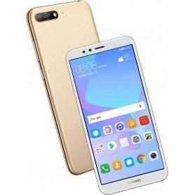 SMARTPHONE HUAWEI Y6 2018 DS P5.7 QC 1.4 2GB 16GB 4G 13MP DSIM A8.0 GOLD