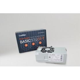 FUENTE DE ALIMENTACION TFX 500W COOLBOX BASIC 500GR-T COO-FA500TGR