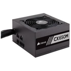 FUENTE DE ALIMENTACION ATX 650W CORSAIR CX650M 80BRONZE MODULAR CP-9020103-EU