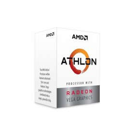PROCESADOR AMD AM4 ATHLON 220GE 3.4GHZ 5MB BOX YD220GC6FBBOX
