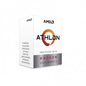 PROCESADOR AMD AM4 ATHLON 240GE 3.5GHZ 5MB BOX YD240GC6FBBOX
