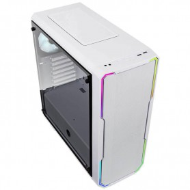 CAJA  ATX SEMITORRE BITFENIX ENSO MESH BLANCA RGB CRISTAL TEMPLADO BFC-ESM-150