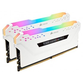 MEMORIA RAM KIT DDR4 64GB(8X8GB) PC4-28800 3600MHZ CORSAIR VENGEANCE RGB PRO BLA