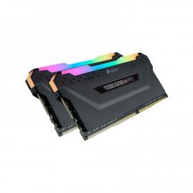 MEMORIA RAM KIT DDR4 32GB(2X16GB) PC4-26600 3333MHZ CORSAIR VENGEANCE RGB PRO C1