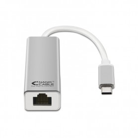 ADAPTADOR USB-C NANOCABLE ETHERNET 101001000MBPS A USB-C 15CM  10.03.0402