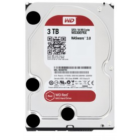 DISCO DURO INTERNO SATA III 3TB WD RED 64MB WD30EFRX
