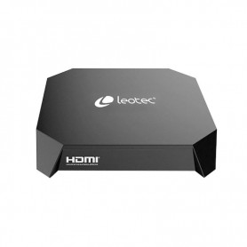 TV  SMART TV BOX LEOTEC LETVBOX09 4K QC2 16GB 2GB HDMI LAN WF MISD AN7.1 MANDI