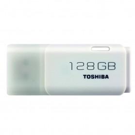 MEMORIA USB 2.0 128GB TOSHIBA TRANSMEMORY U202 BLANCO USB 2.0 THN-U202W1280E4