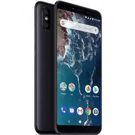 SMARTPHONE XIAOMI MI A2 P5.99 OC 4GB 64GB 2012MP 4G ANDROID ONE BLACK