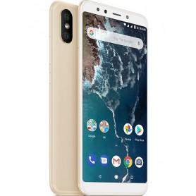SMARTPHONE XIAOMI MI A2 P5.99 OC 4GB 64GB 2012MP 4G ANDROID ONE GOLD