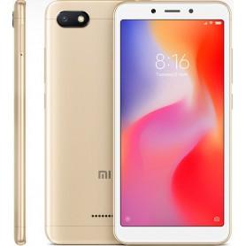 SMARTPHONE XIAOMI REDMI 6A P5.45 QC 2GB 16GB 4G 13MP AND8.1 GOLD