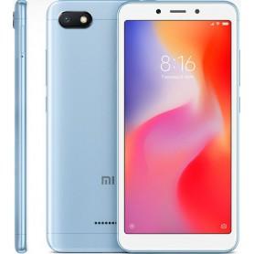 SMARTPHONE XIAOMI REDMI 6A P5.45 QC 2GB 16GB 4G 13MP AND8.1 BLUE