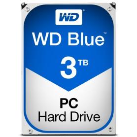 DISCO DURO INTERNO SATA III 3TB WD BLUE 64MB WD30EZRZ