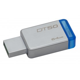 MEMORIA USB 3.1 64GB KINGSTON DATA TRAVELER 50 DT5064GB