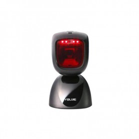 SCANNER TPV HONEYWELL-YOUJIE HF600 2D USB NEGRO (DATA MATRIX)