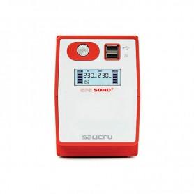 SAI  SALICRU SPS SOHO  650 600360 VAW LINE INTERACTIVE 647CA000002