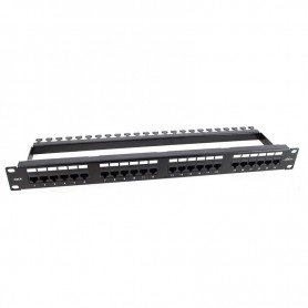 PATCH PANEL 24P UTP ARMARIO MURAL Y SUELO 19  CAT.6 3000003