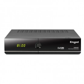 RECEPTOR SATELITE HD RS8100Y ENGEL  DVB-S2 PVR ETHERNET HDMI