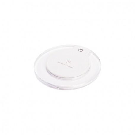 CARGADOR  USB SILVER HT INALAMBRICO COMPATIBLE QI 111910940199