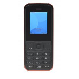 SMARTPHONE SENIOR DENVER FAS-18200M P1.77 PANTALLA COLOR 2G DUAL SIM BT NEGRO