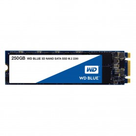 DISCO DURO SOLIDO 250GB WD M.2 BLUE WDS250G2B0B