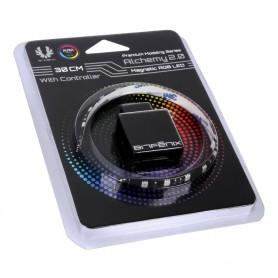CABLE LED PARA CAJA BITFENIX RGB  0.30CM ALCHEMY 2.0 MAGNETIC CONTROLLER